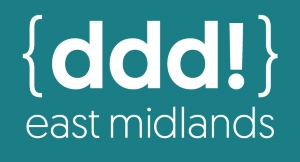 DDD East Midlands Logo